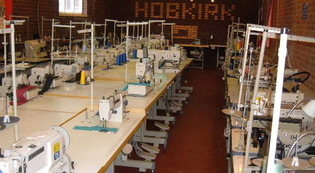 Hobkirk Sewing Machines new website