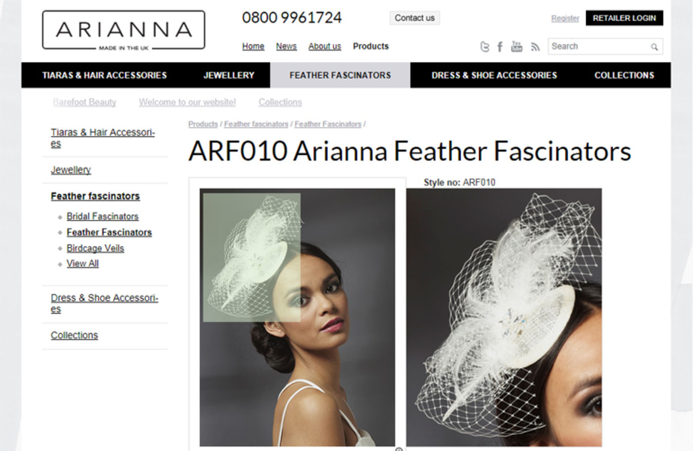 Arianna Product Large View