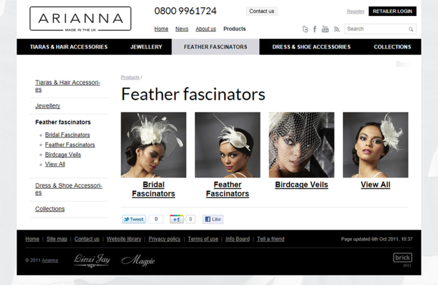 Arianna Products