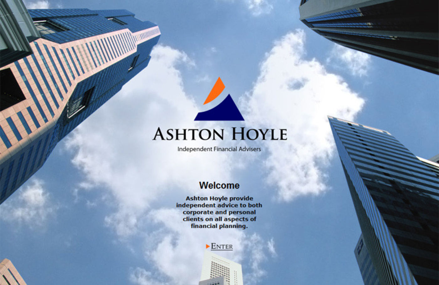 Ashton Hoyle Independent Financial Advisers Welcome - Ashton Hoyle