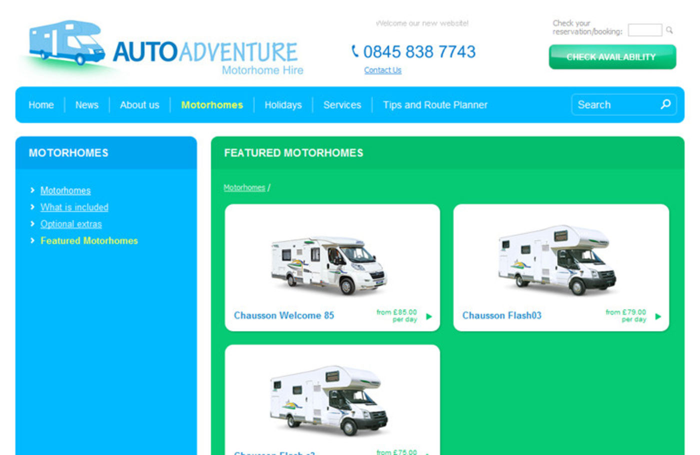 Auto Adventure Products