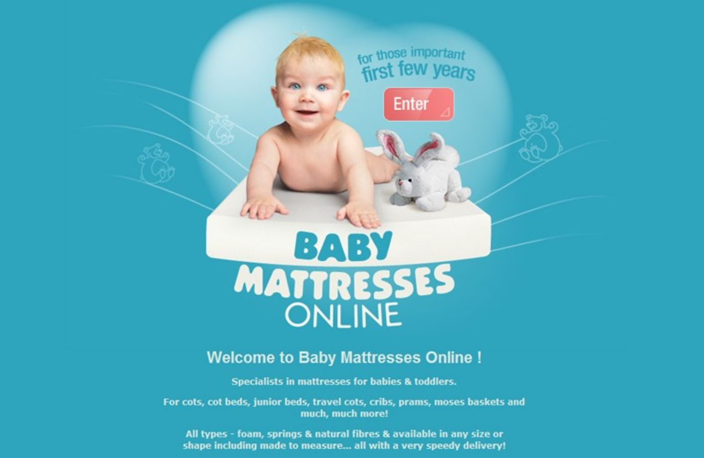 Baby Mattresses Online 2006 Welcome