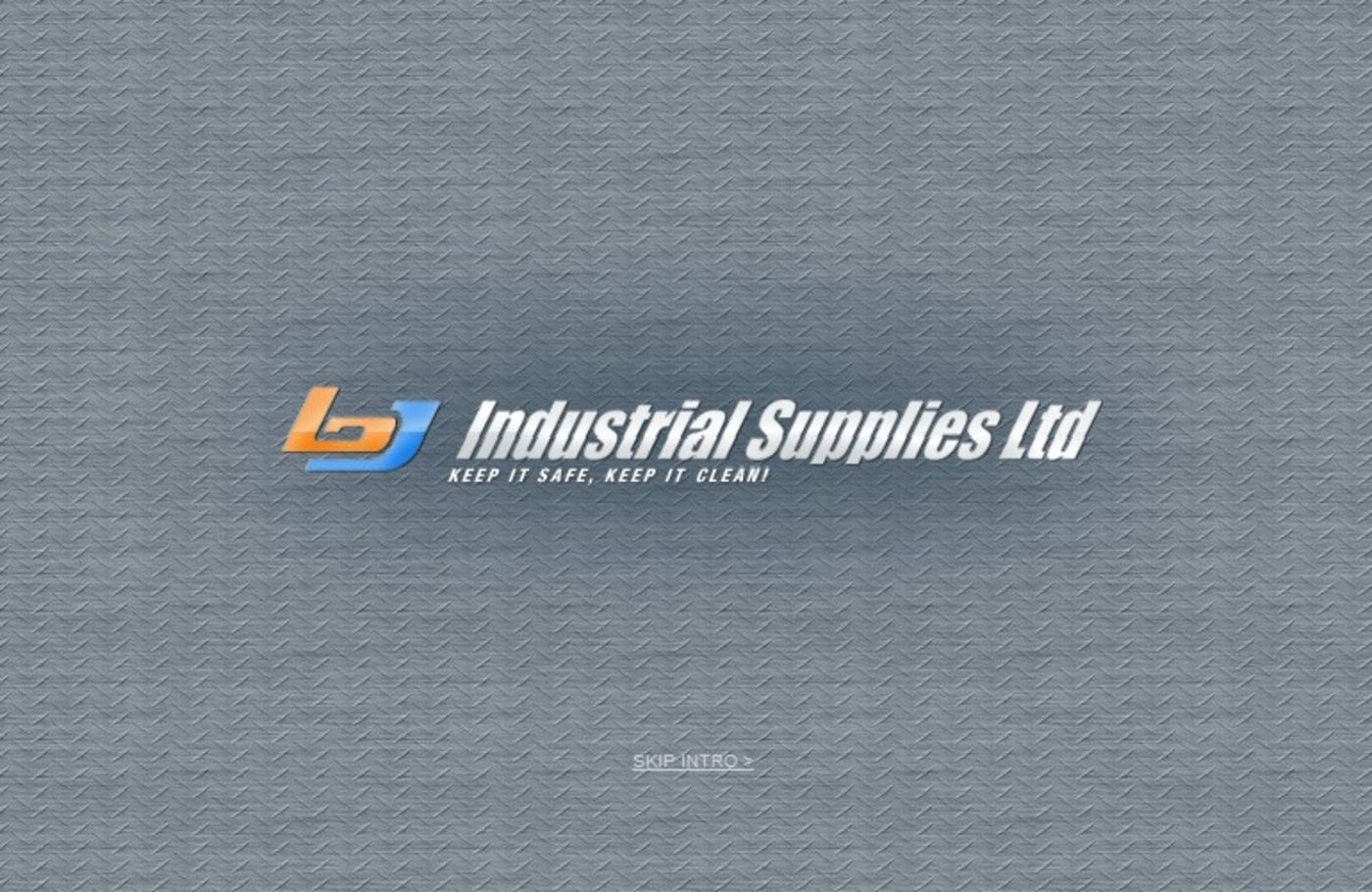 BJ Industrial Supplies Welcome