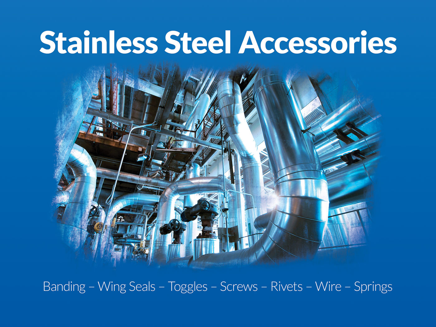 BS Stainless 2012 Accessories poster – Gastech 2012