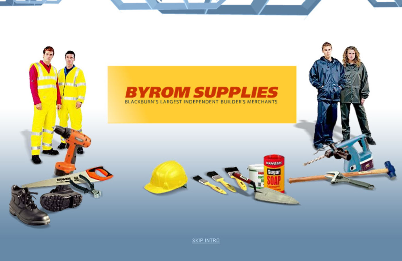Byrom Supplies Welcome