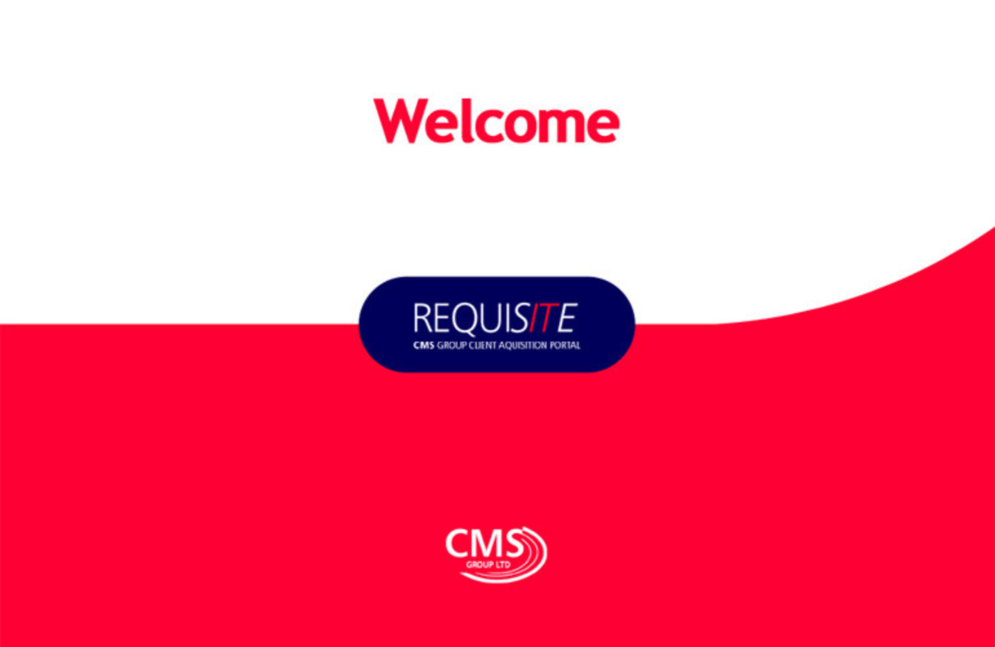 CMS Group Ltd Welcome