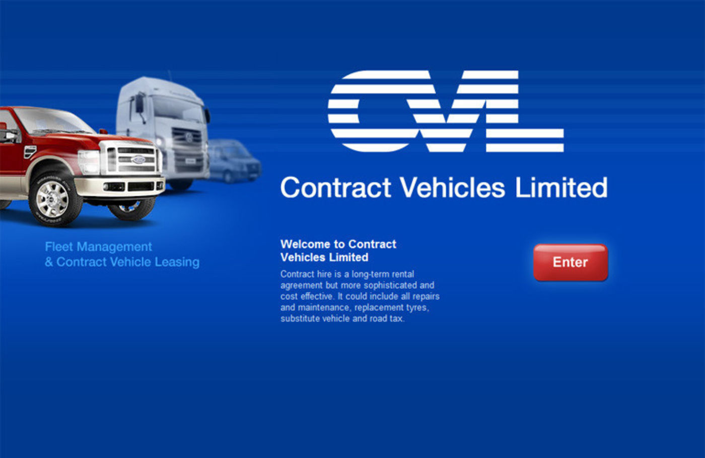 Contract Vehicles Welcome
