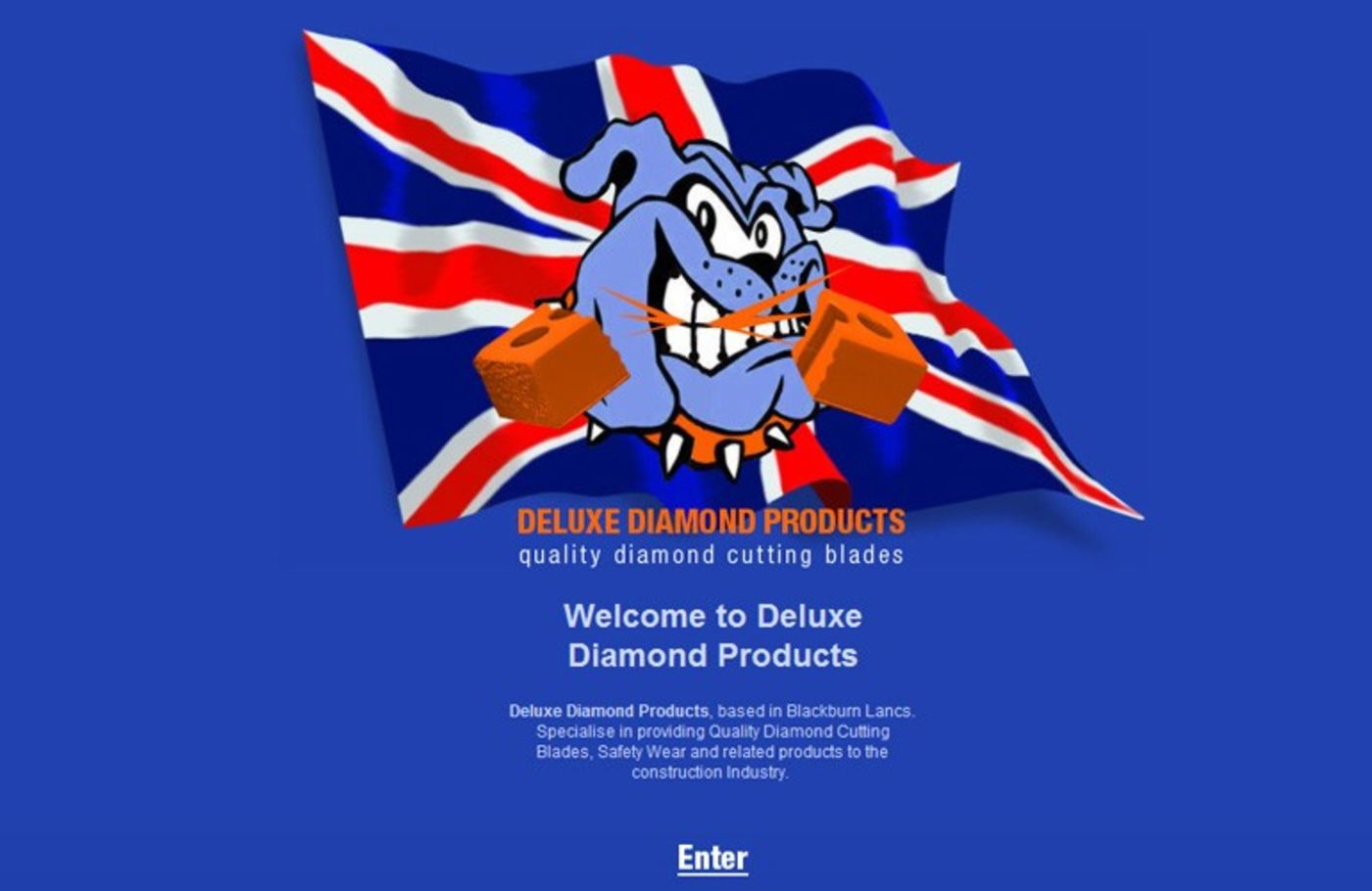 Deluxe Diamond Products Welcome