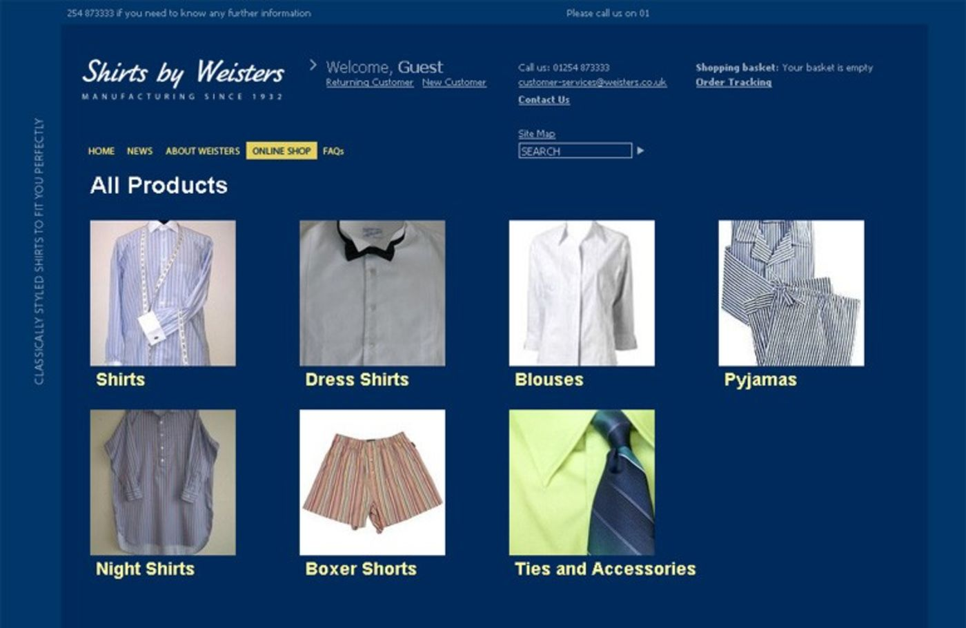 Shirts by Weisters All Products