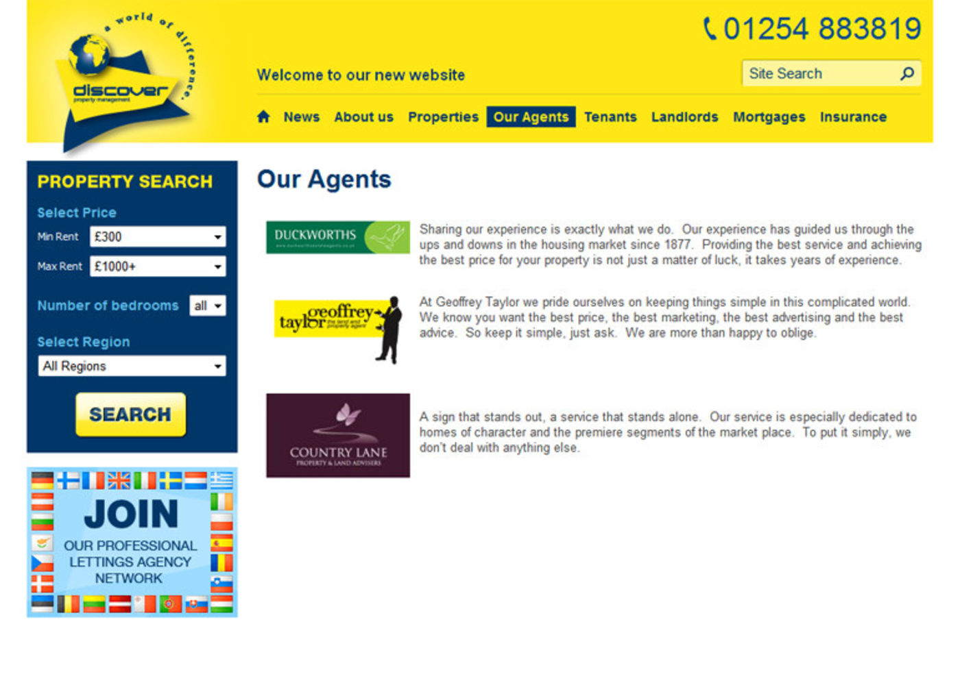 Discover Property Management Our Agents