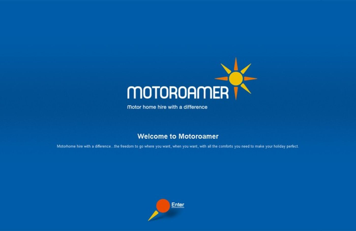 Motoroamer Welcome
