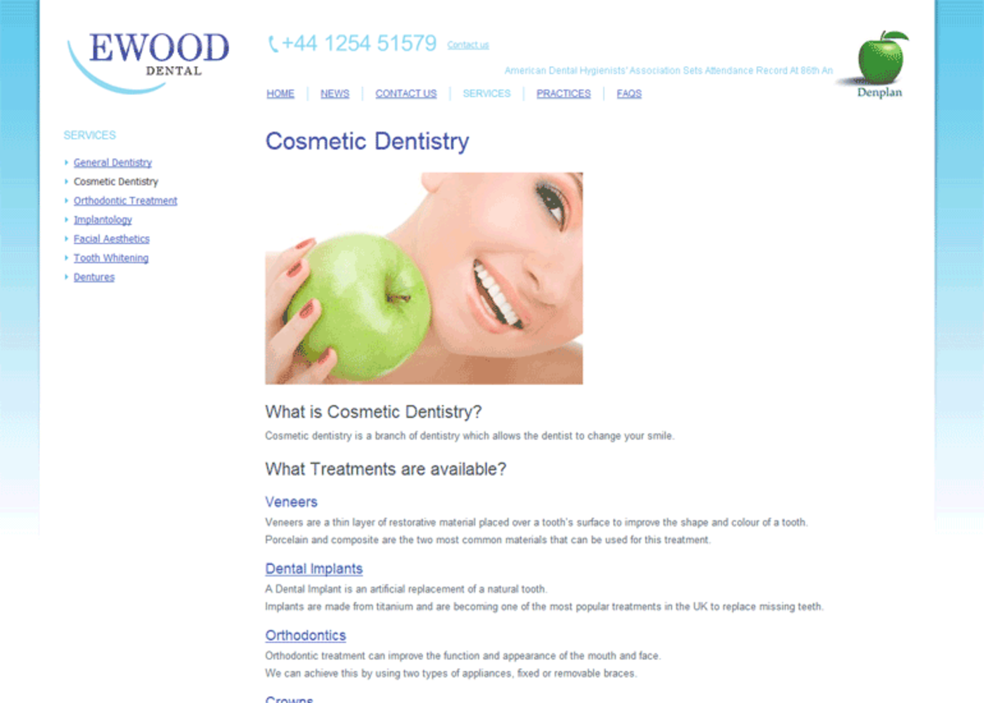 Ewood Dental 2009 Cosmetic Dentistry