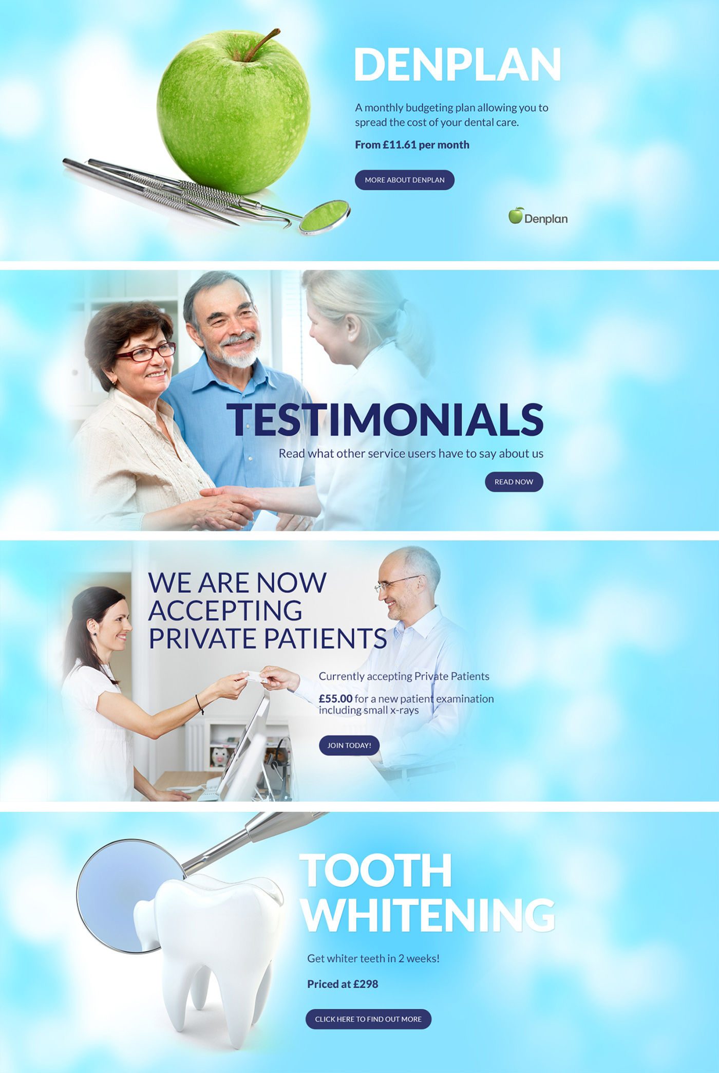 Ewood Dental Cover banner