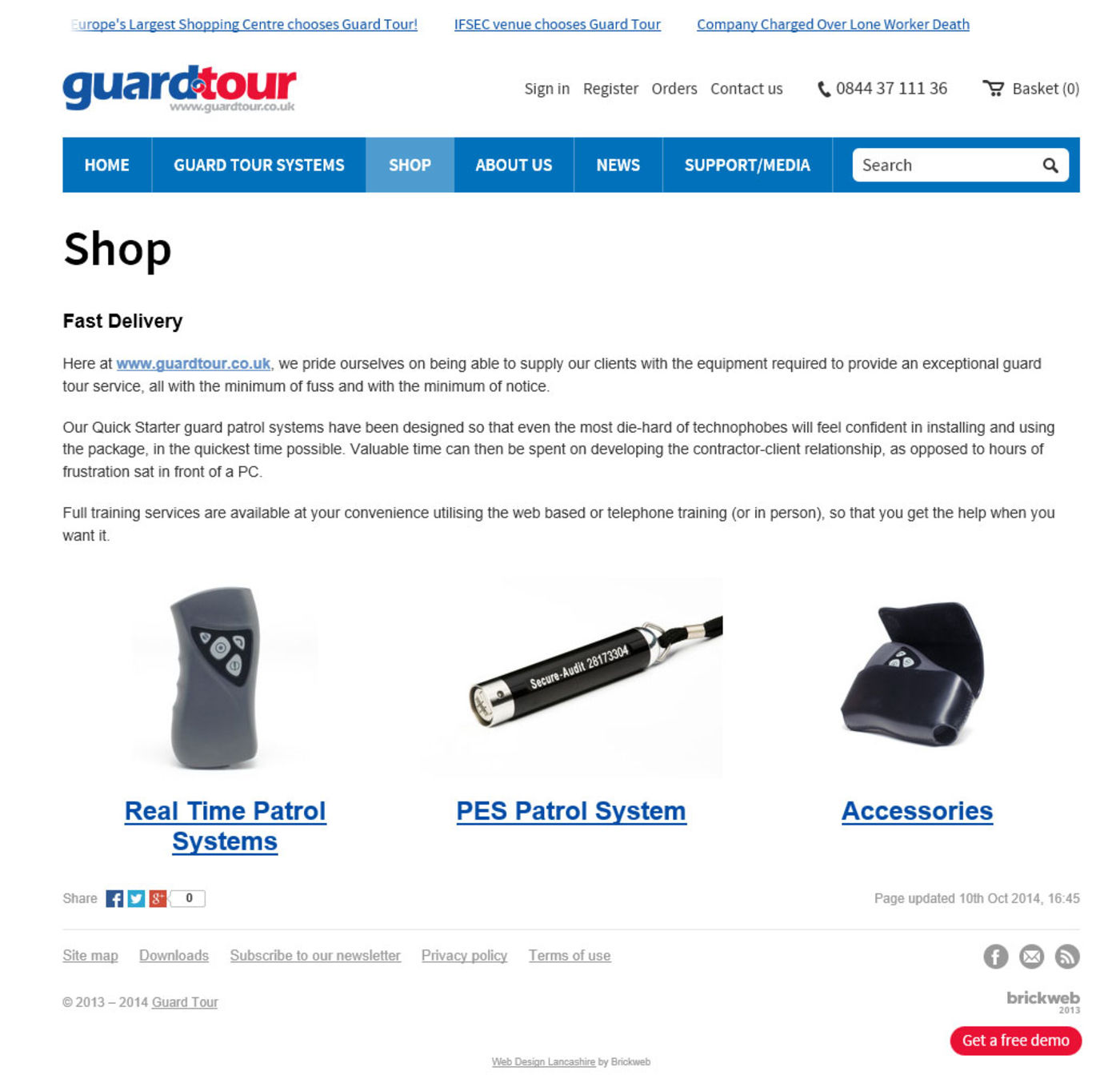 Guard Tour Products