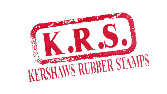 Kershaw's Rubber Stamps