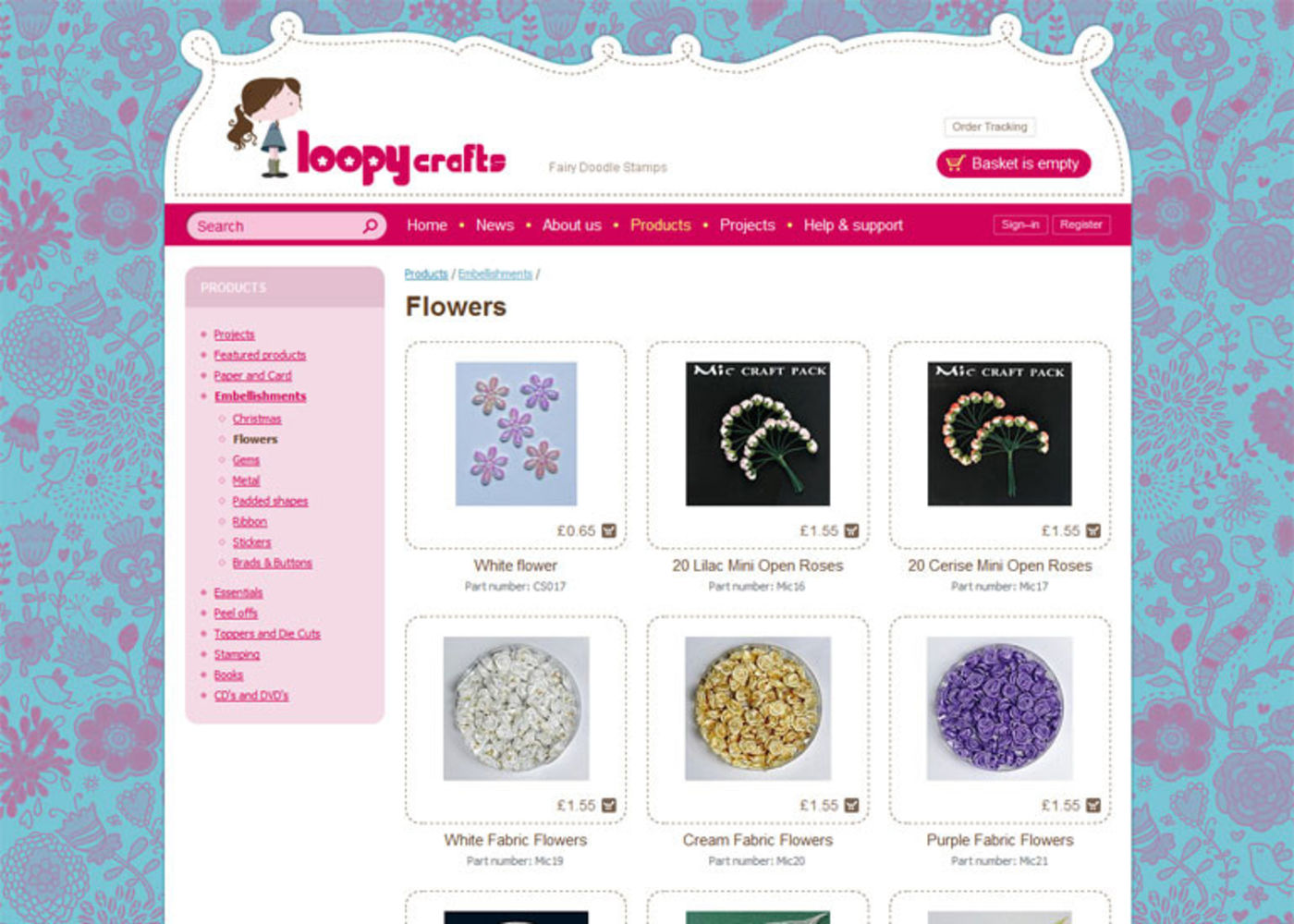 Loopy Crafts Products