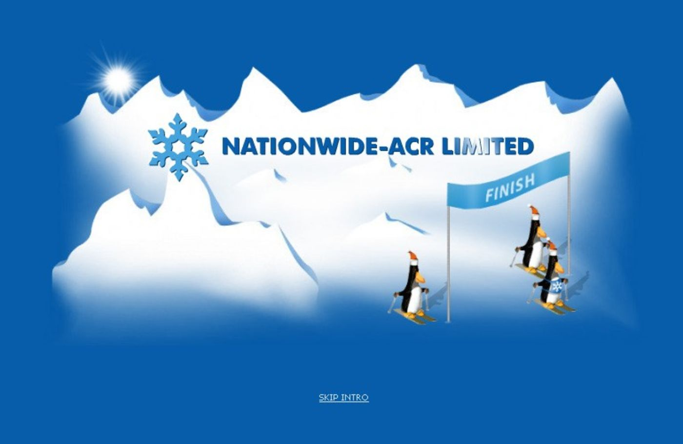 Nationwide ACR Limited Welcome