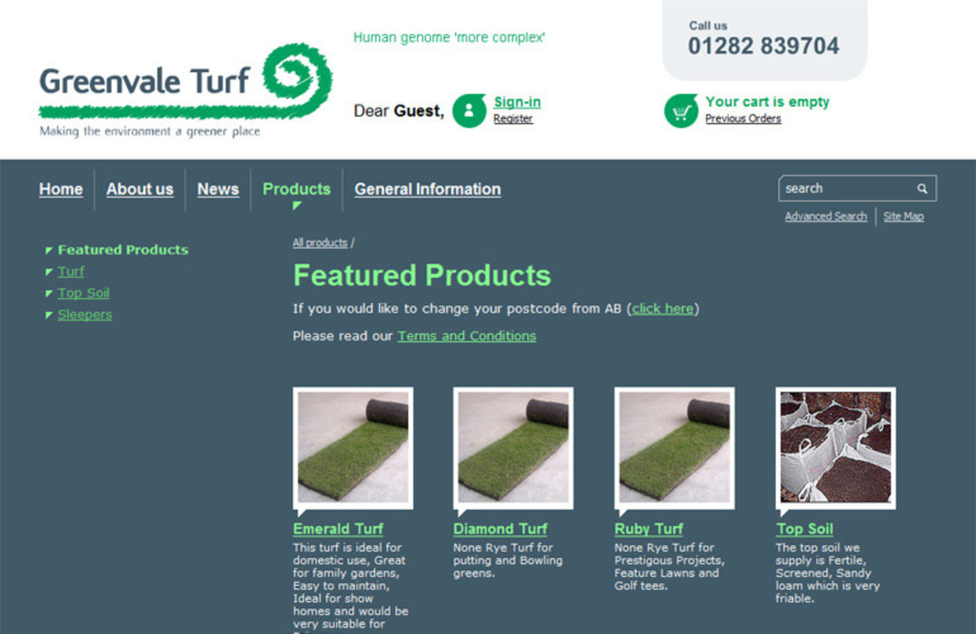 Greenvale Turf Products
