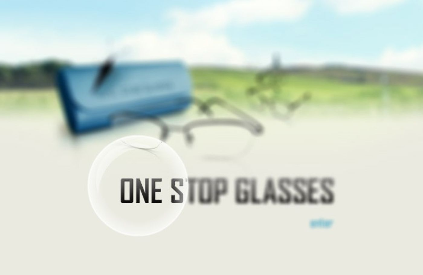 One Stop Glasses Welcome