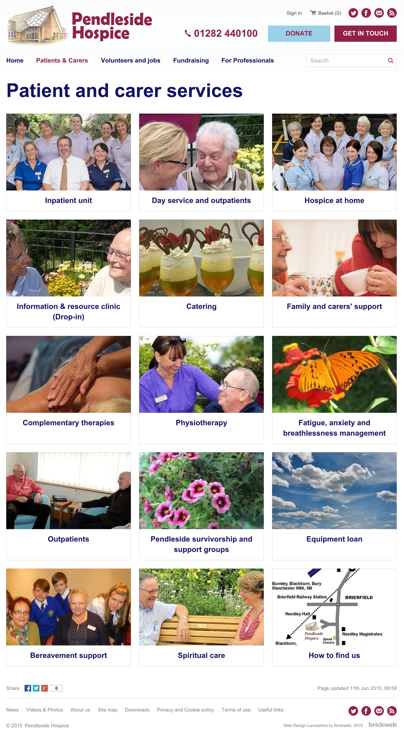 Pendleside Hospice Services