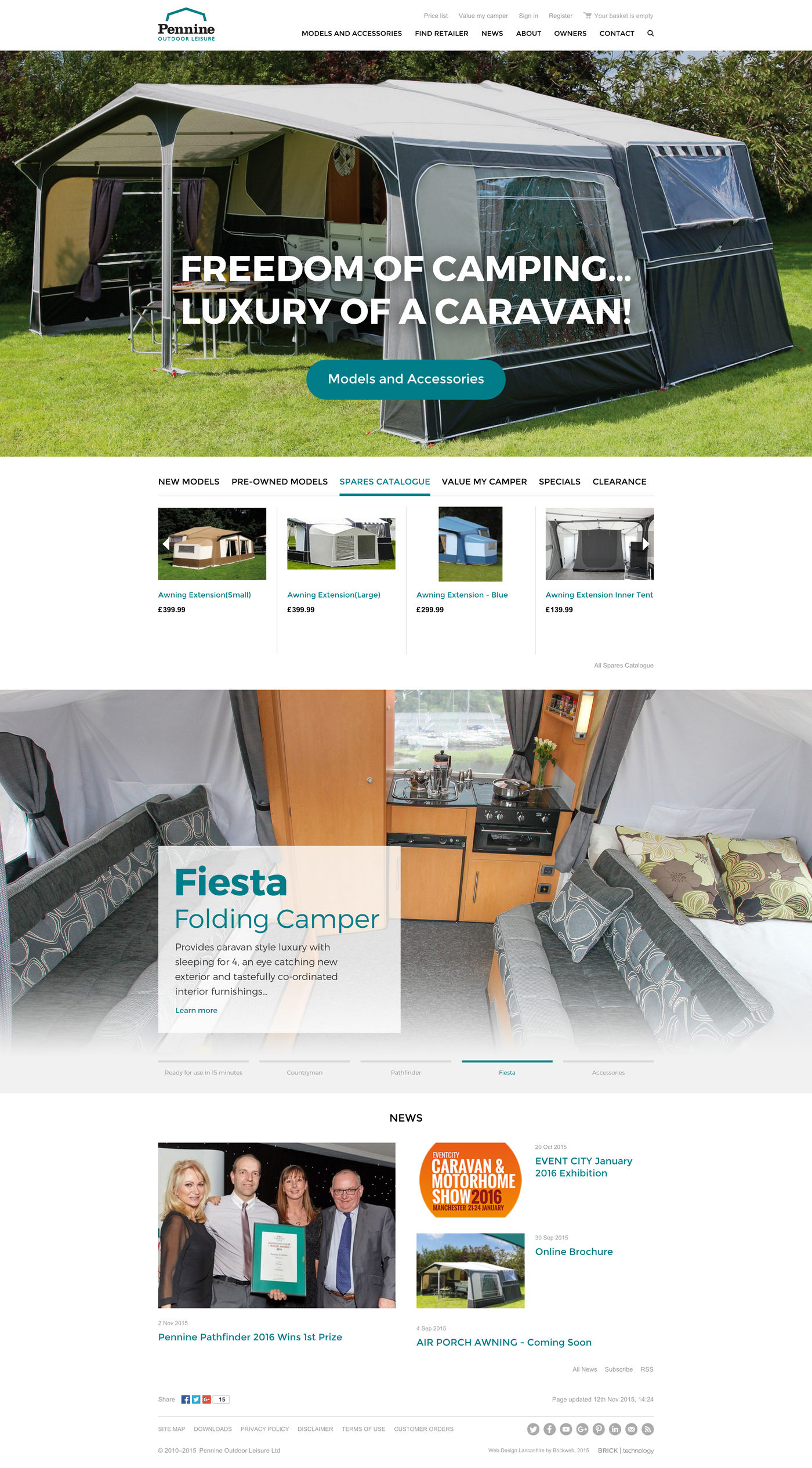 Pennine Outdoor Leisure Ltd Home page Pennine Outdoor Leisure