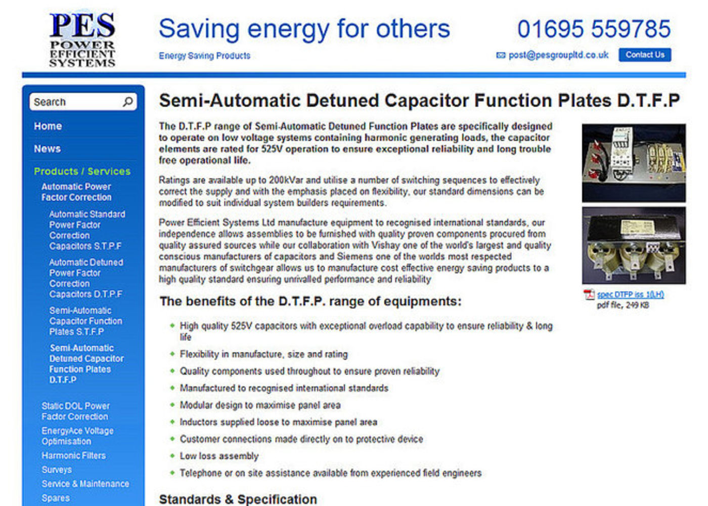 Power Efficient Systems Regular page