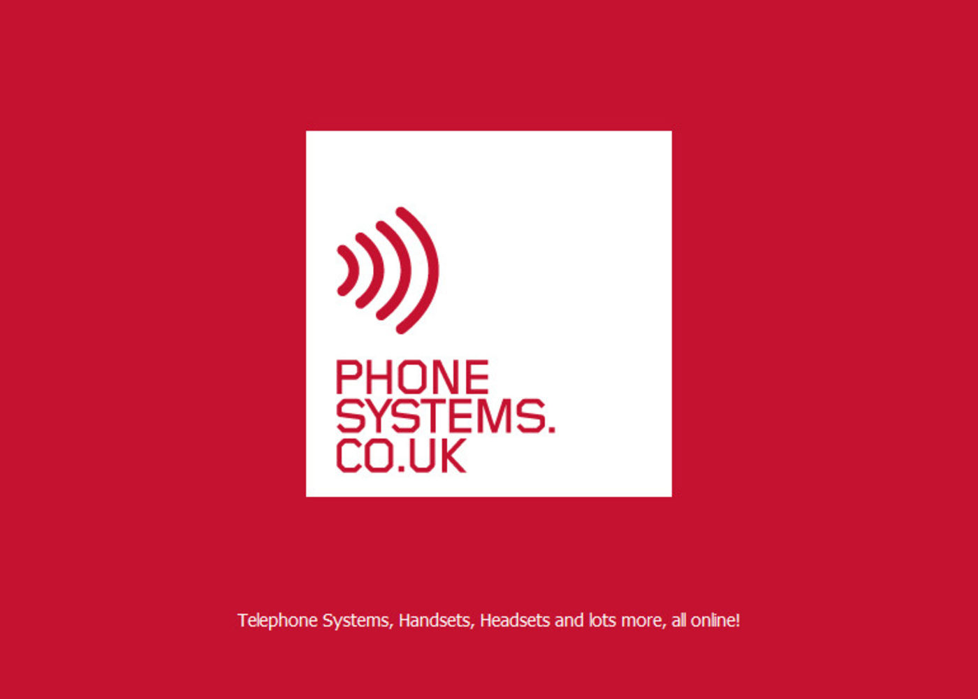 Phonesystems.co.uk Welcome