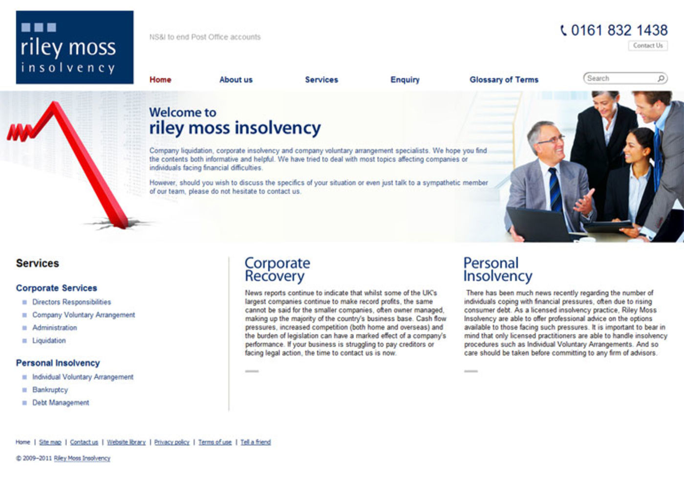 Riley Moss Insolvency Homepage