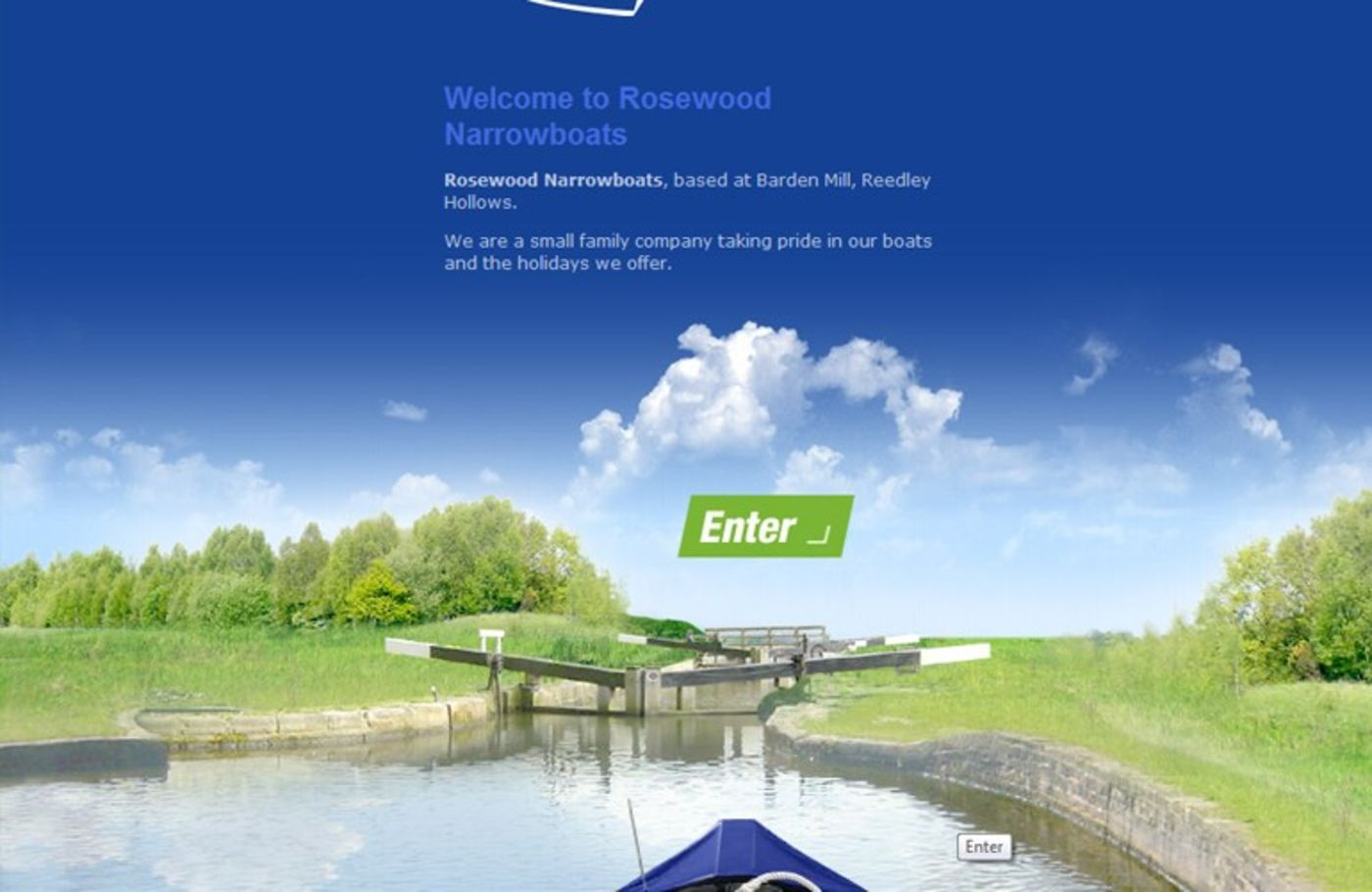 Rosewood Narrowboats Welcome
