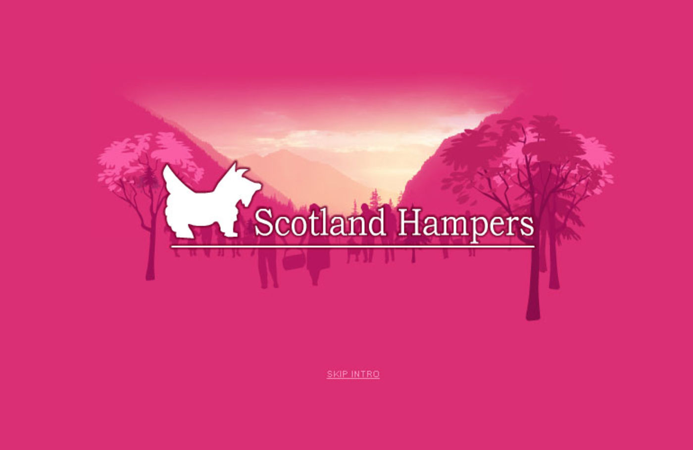 Scotland Hampers Welcome