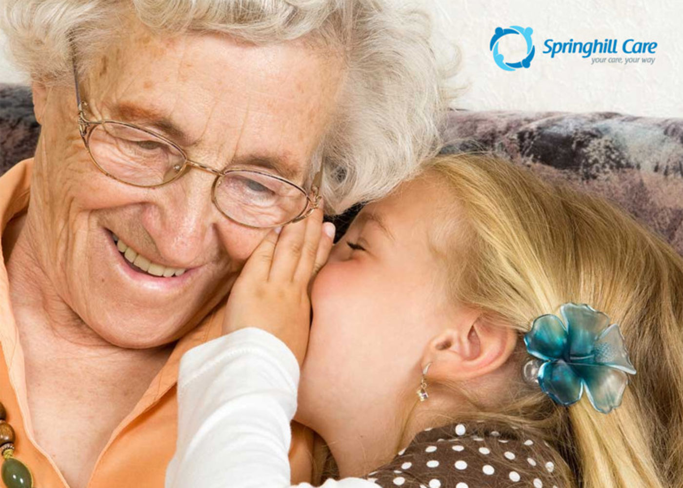 Springhill Care Group Limited Welcome