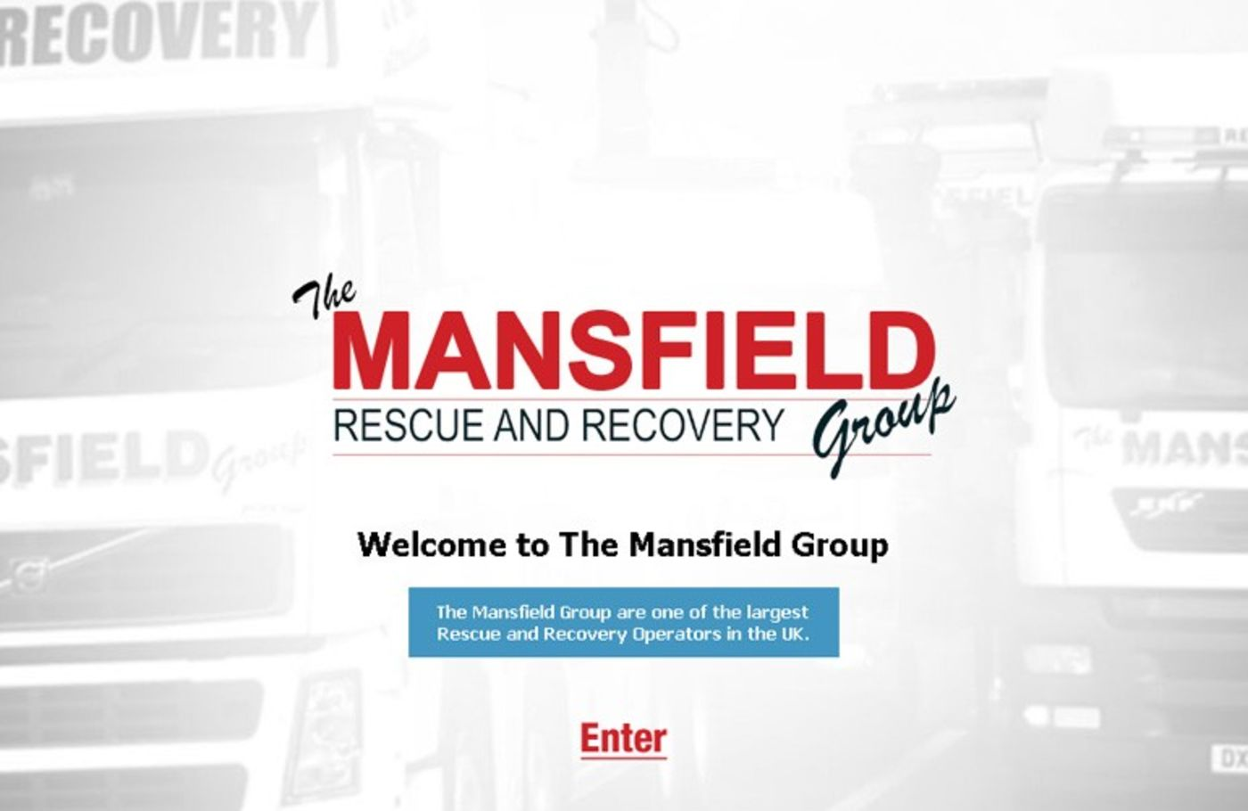 The Mansfield Group Welcome