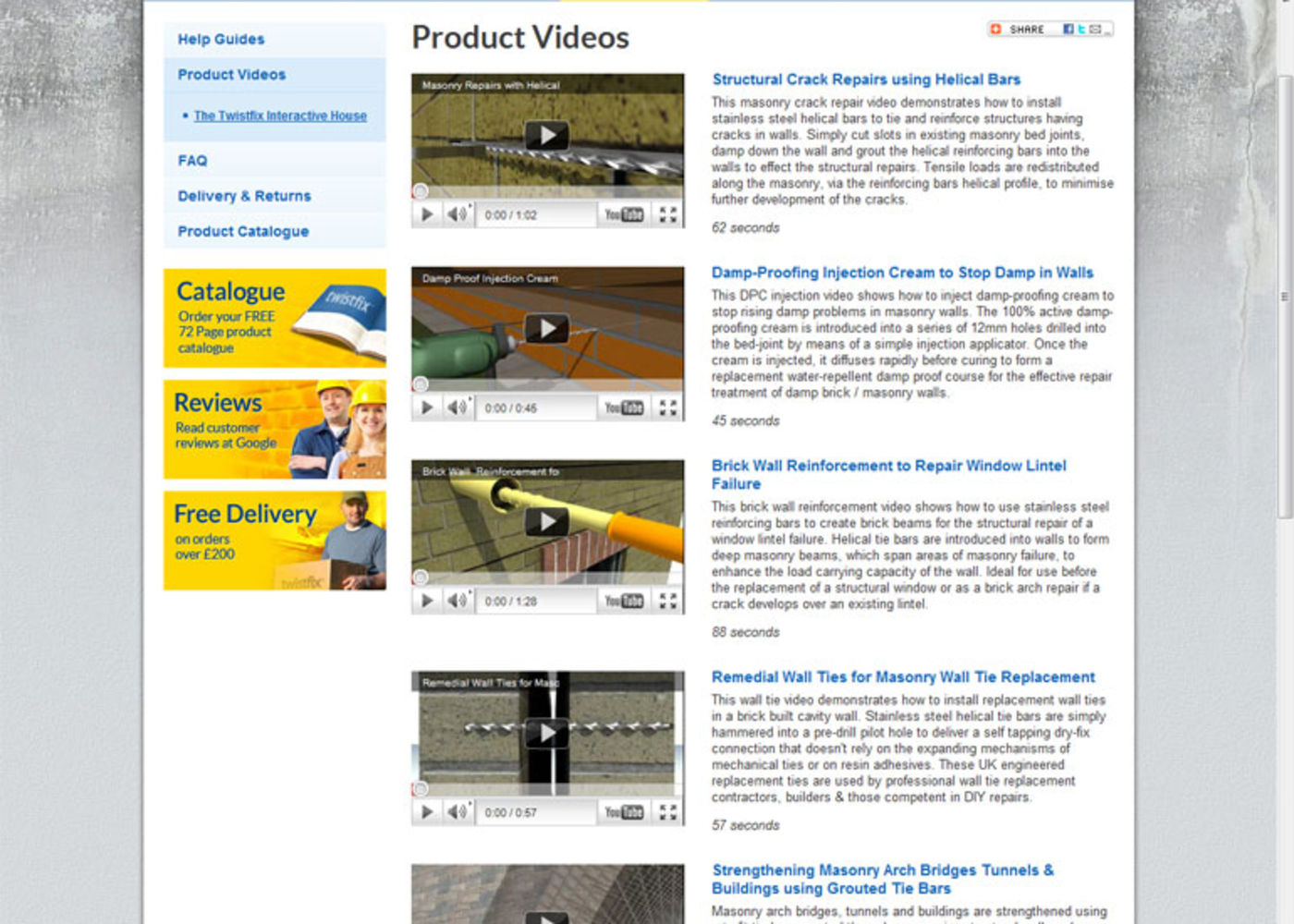 Twistfix 2011 Product video
