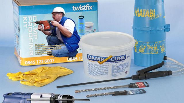 Twistfix Damp Proofing
