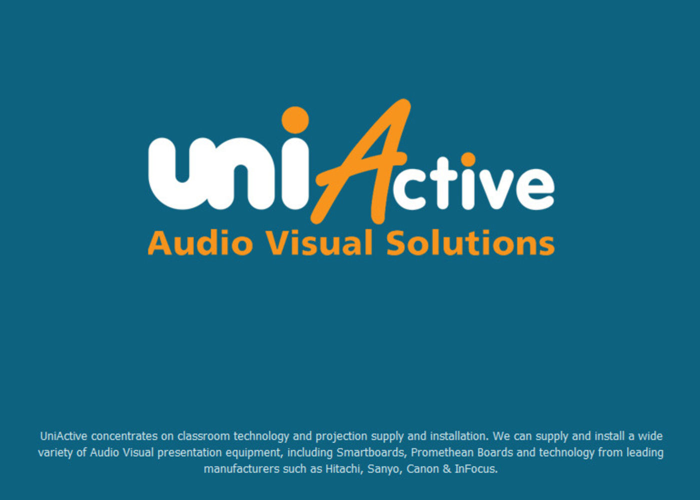 uniActive Welcome - uniActive