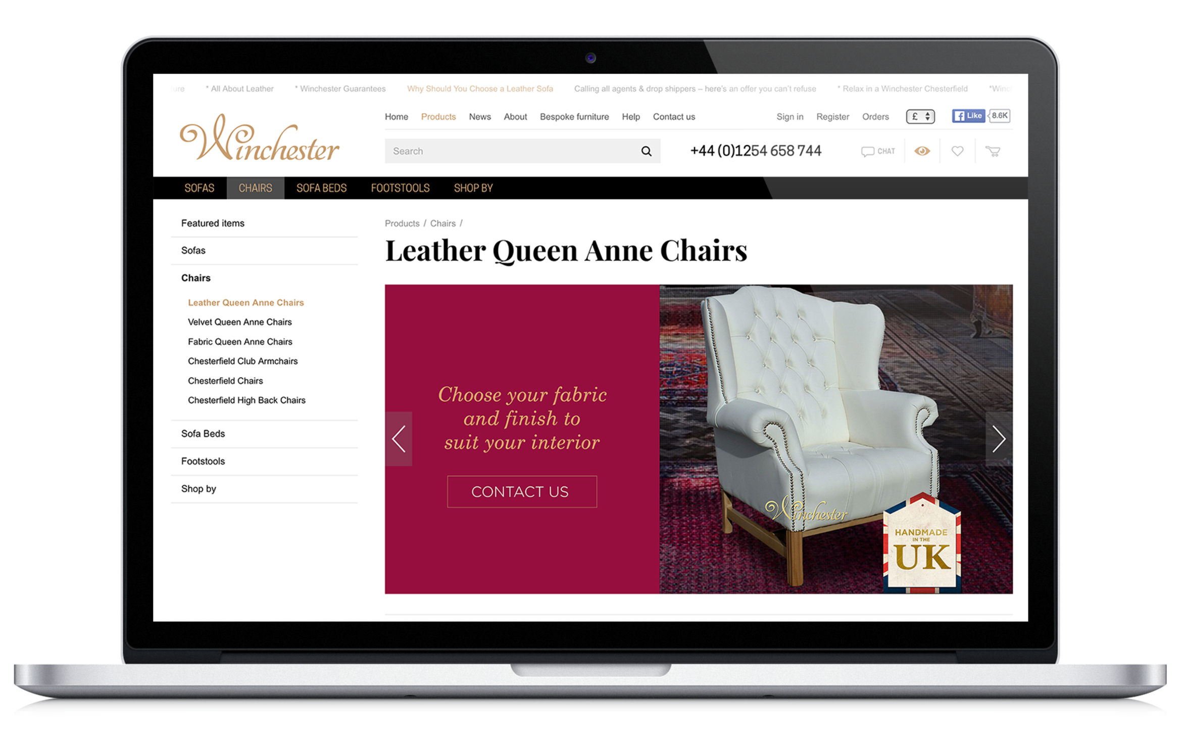 Winchester Leathers Ltd