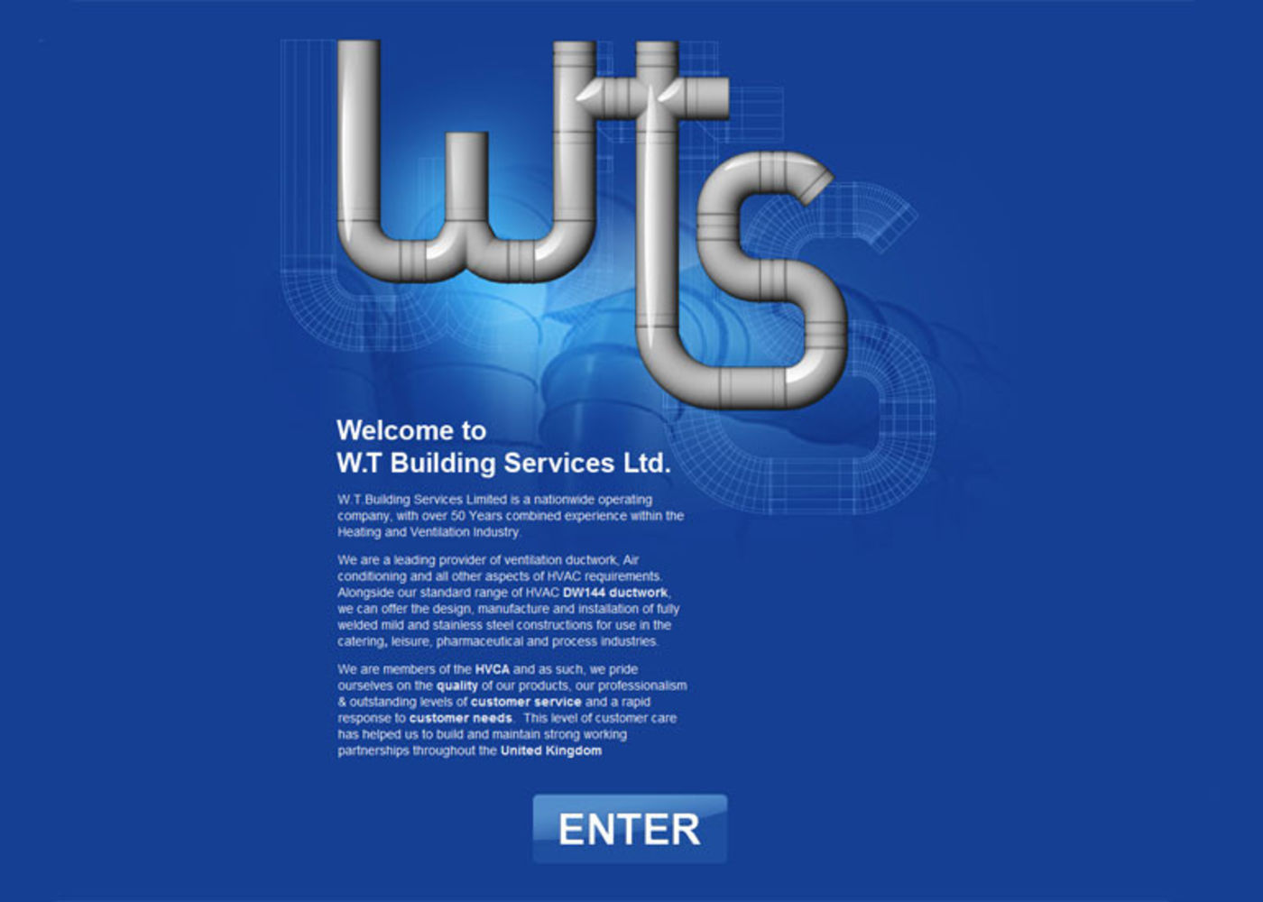 W.T. Building Services Welcome